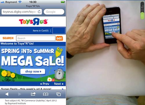toysrus-mcommerce-usability-test